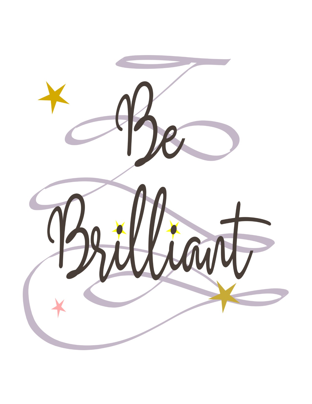 Be Brilliant Instant Download