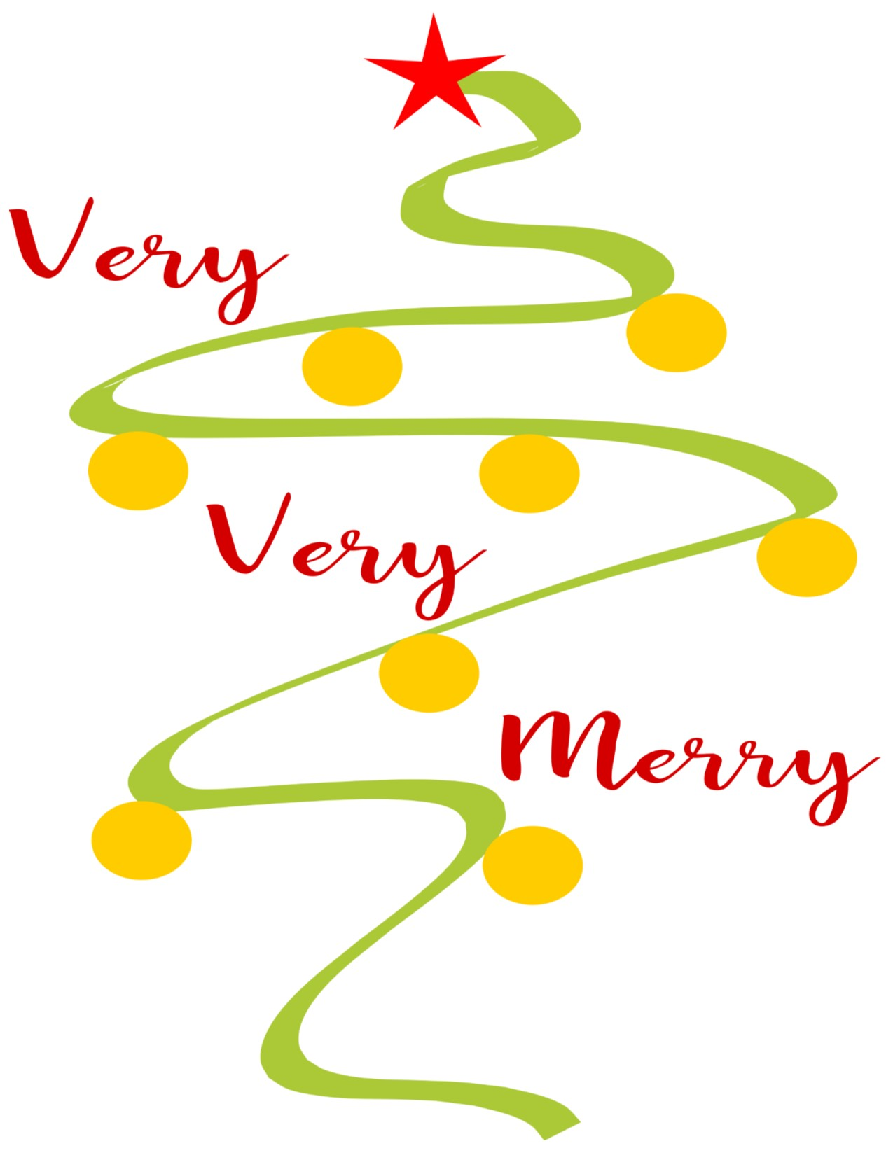 Very Very Merry Instant Download