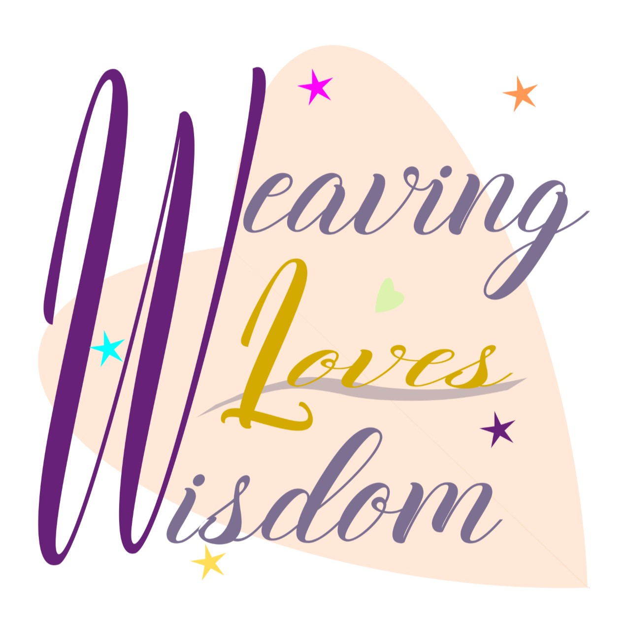 Weaving Loves Wisdom Instant Download