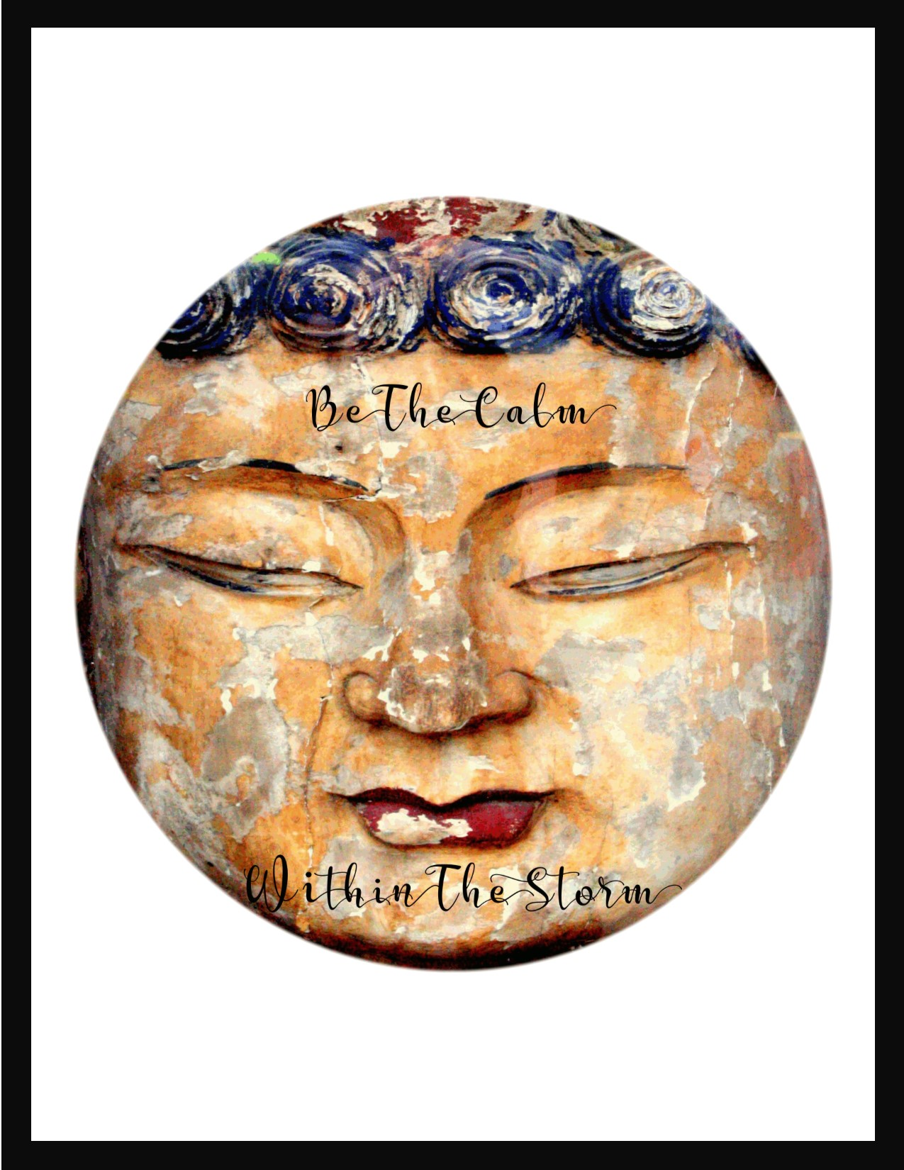 Be The Calm Instant Download