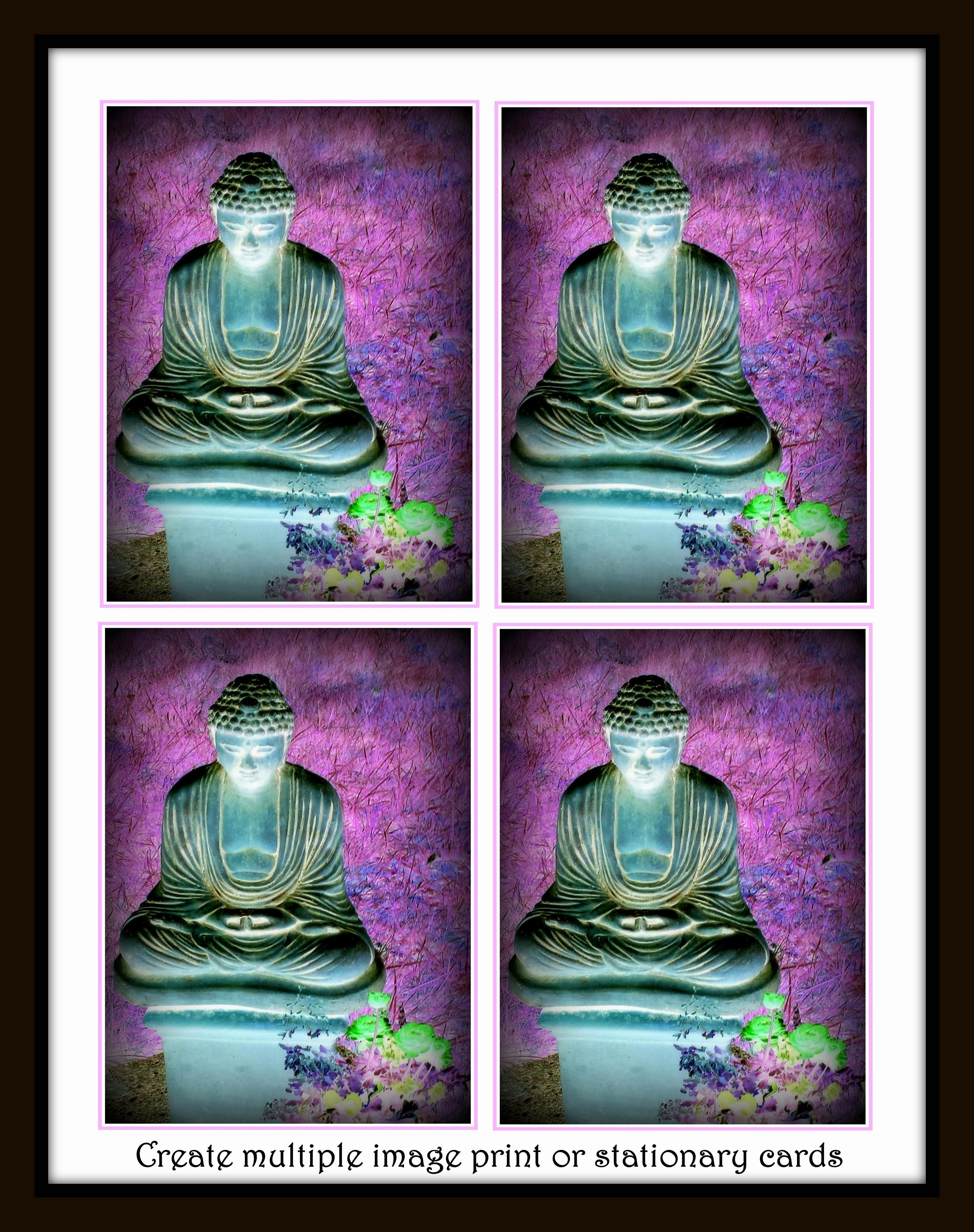 Awakening Buddha No Text Instant Download