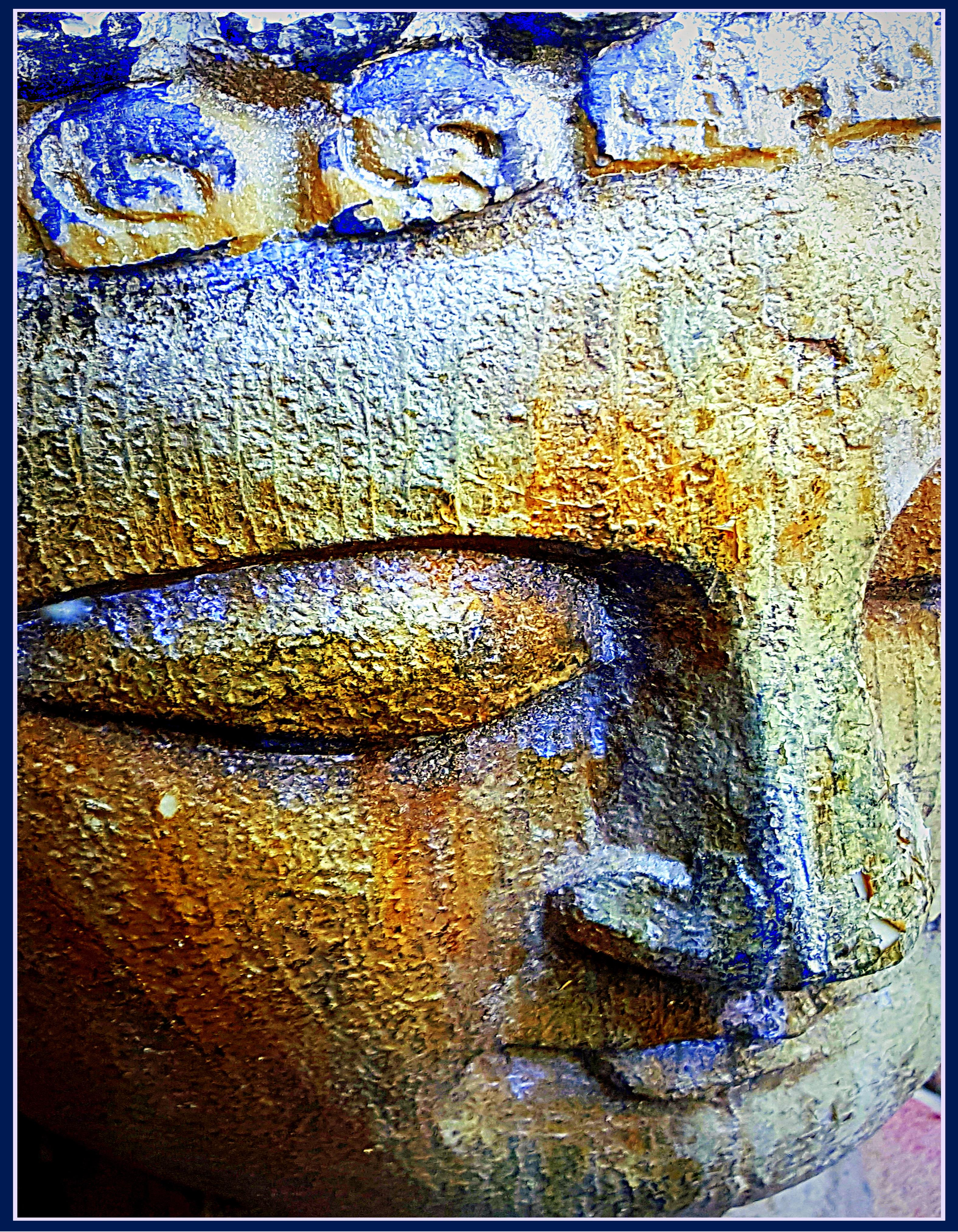Blue Buddha Instant Download